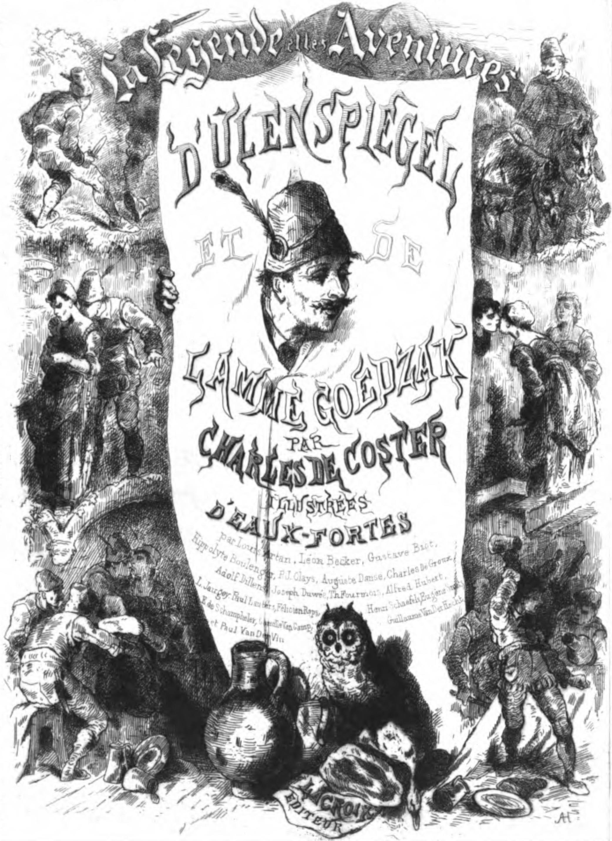 De Legende van Uilenspiegel - Wikipedia