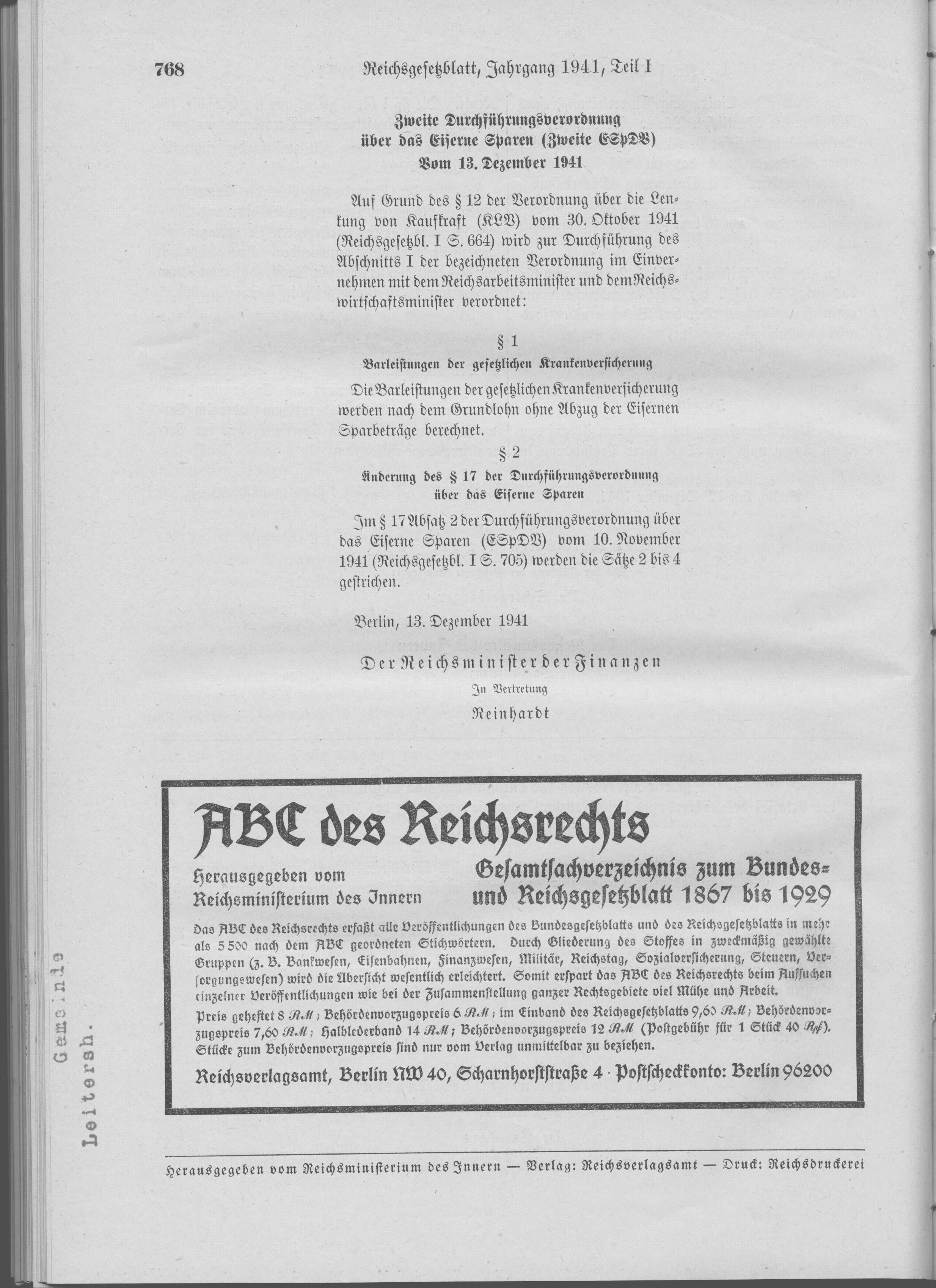 File:Deutsches Reichsgesetzblatt 41T1 140 0768.jpg - Wikimedia Commons