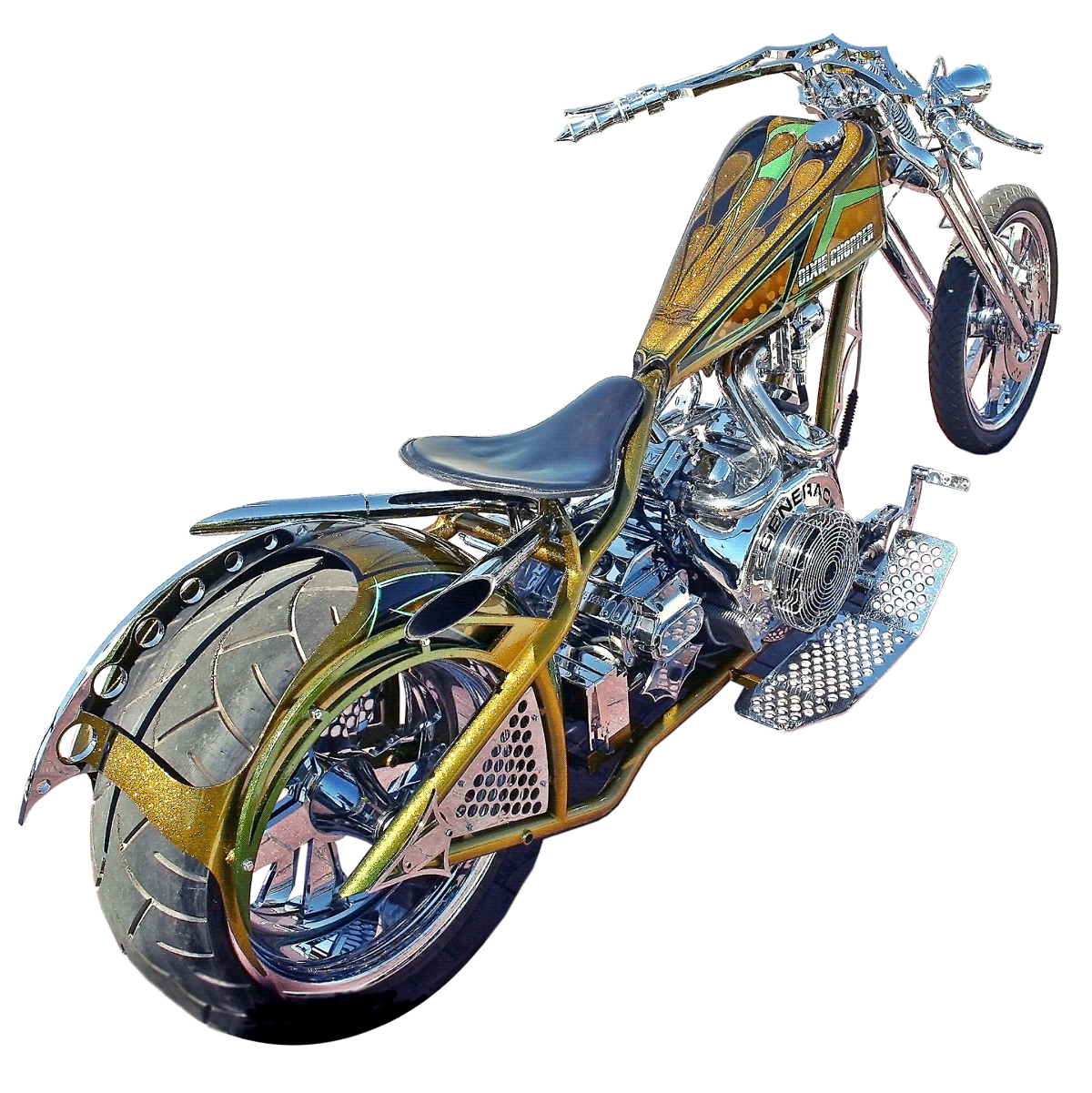 Custom Motorcycle Builders London