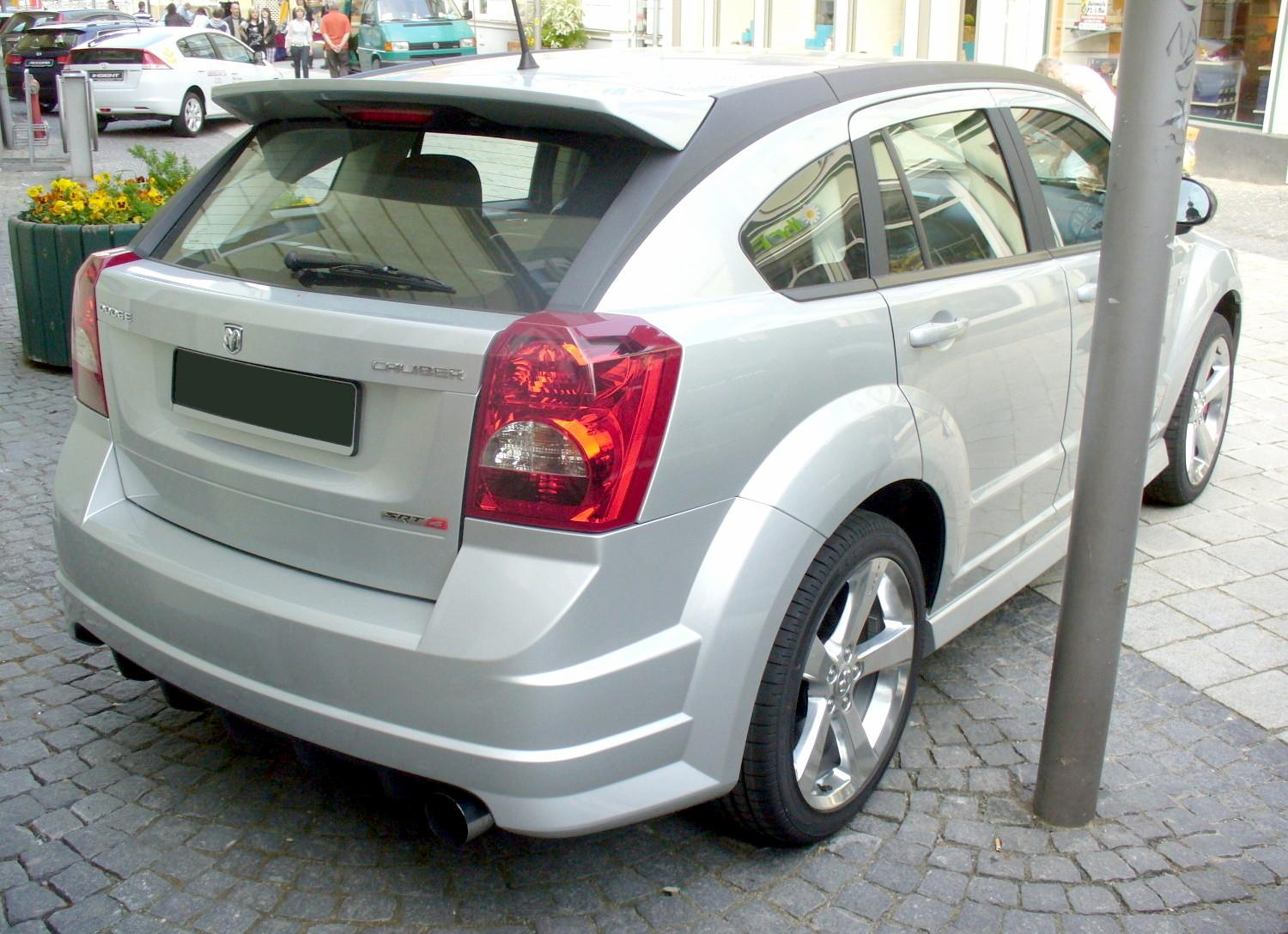 Dodge Caliber New Cars