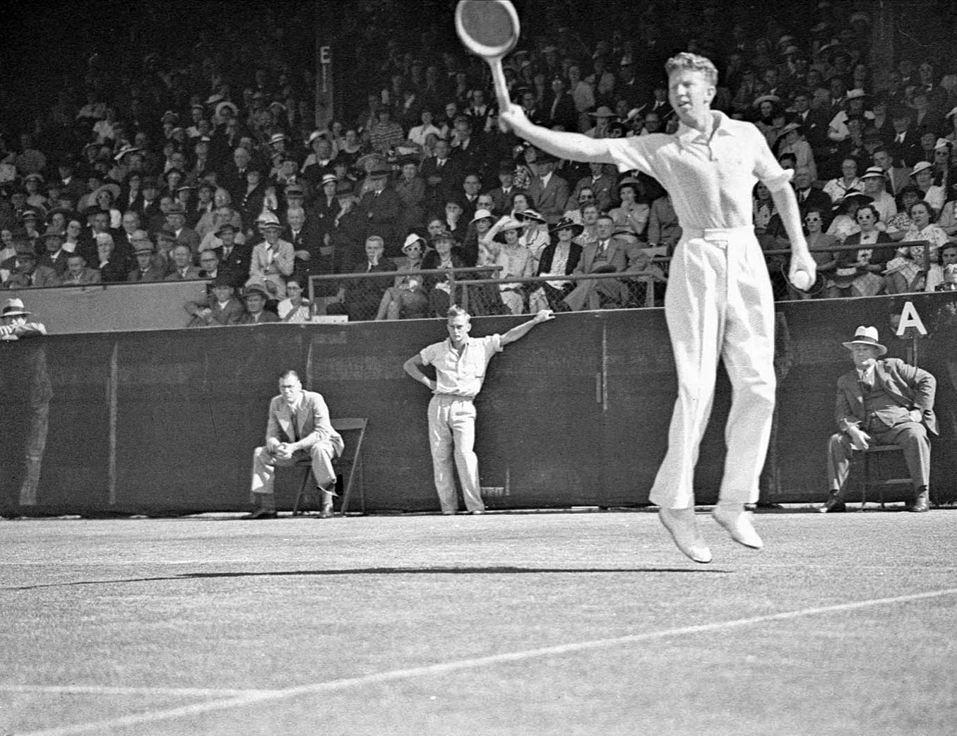 Life Death Tennis and the Nazis Gottfried von Cramm The Man