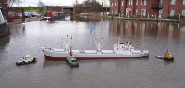 Ellesmere Port Boat Museum - geograph.org.uk - 1727385