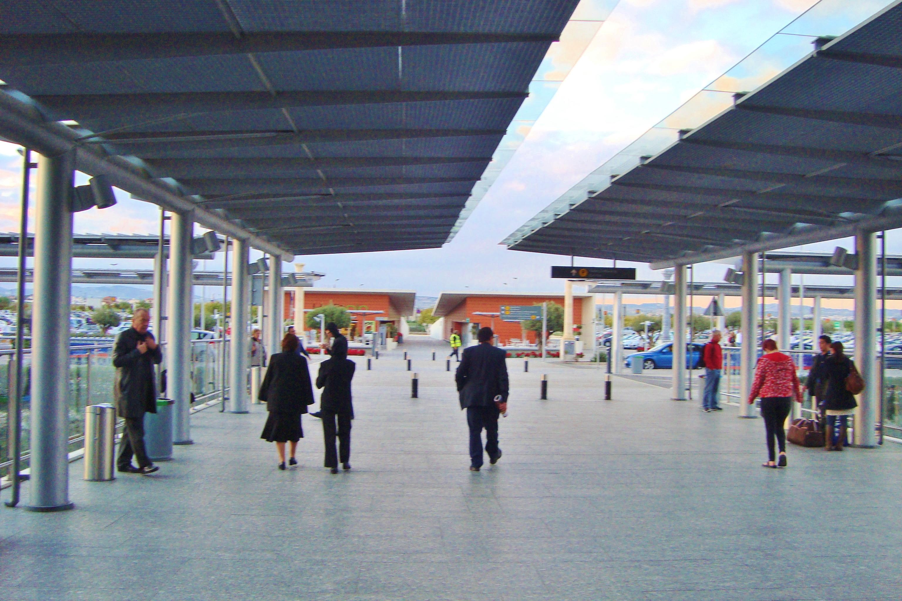 Larnaca Airport - the main airlock of Cyprus 22