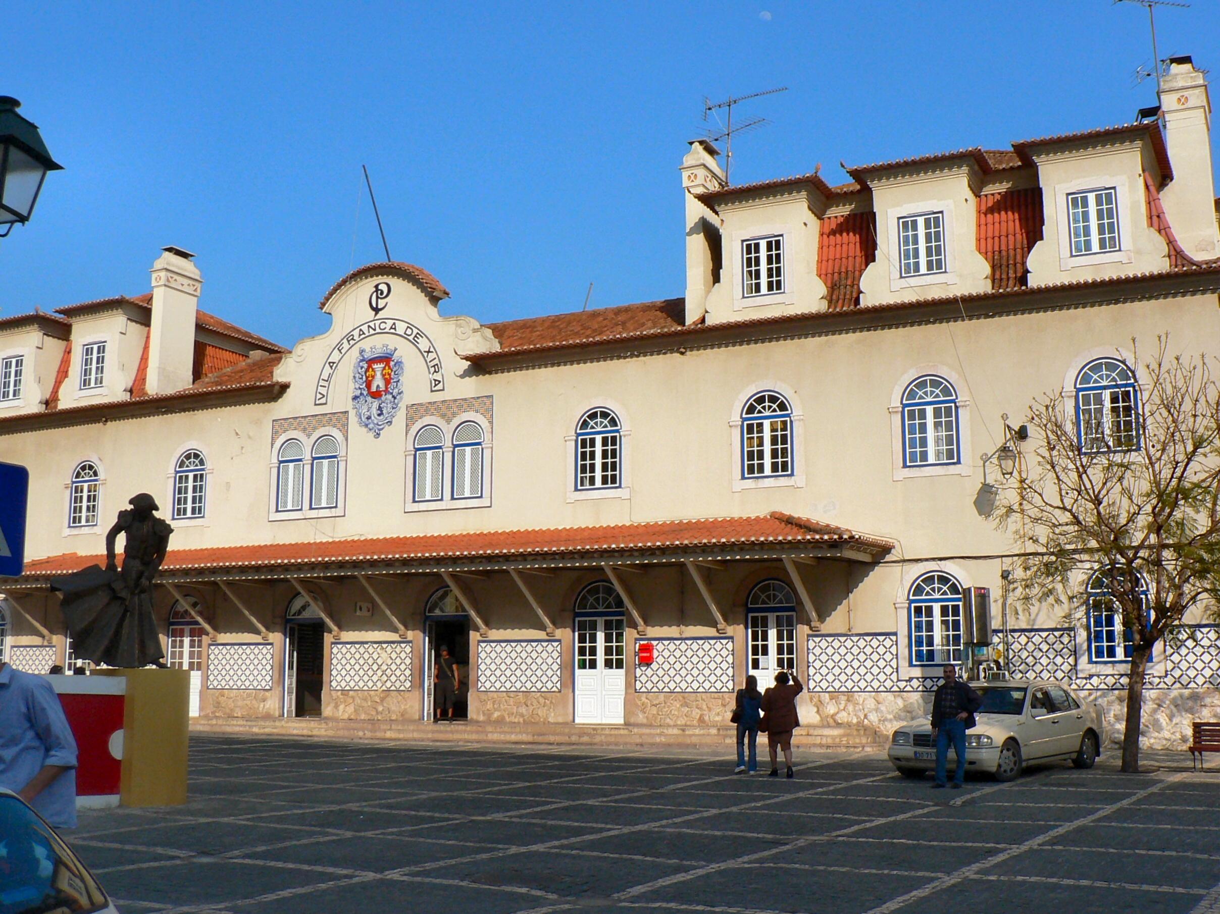 Villa Franca Das Naves