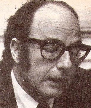 Félix Luna en 1976.