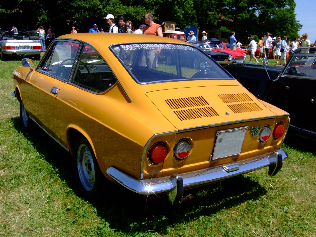 Datei fiat 850 sport 1969 2 jpg wikipedia - Fiat 850 sport coupe for sale ...