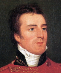 Field Marshal Arthur Wellesley KG CCB GCH CoR 1st Duke of Wellington.jpg
