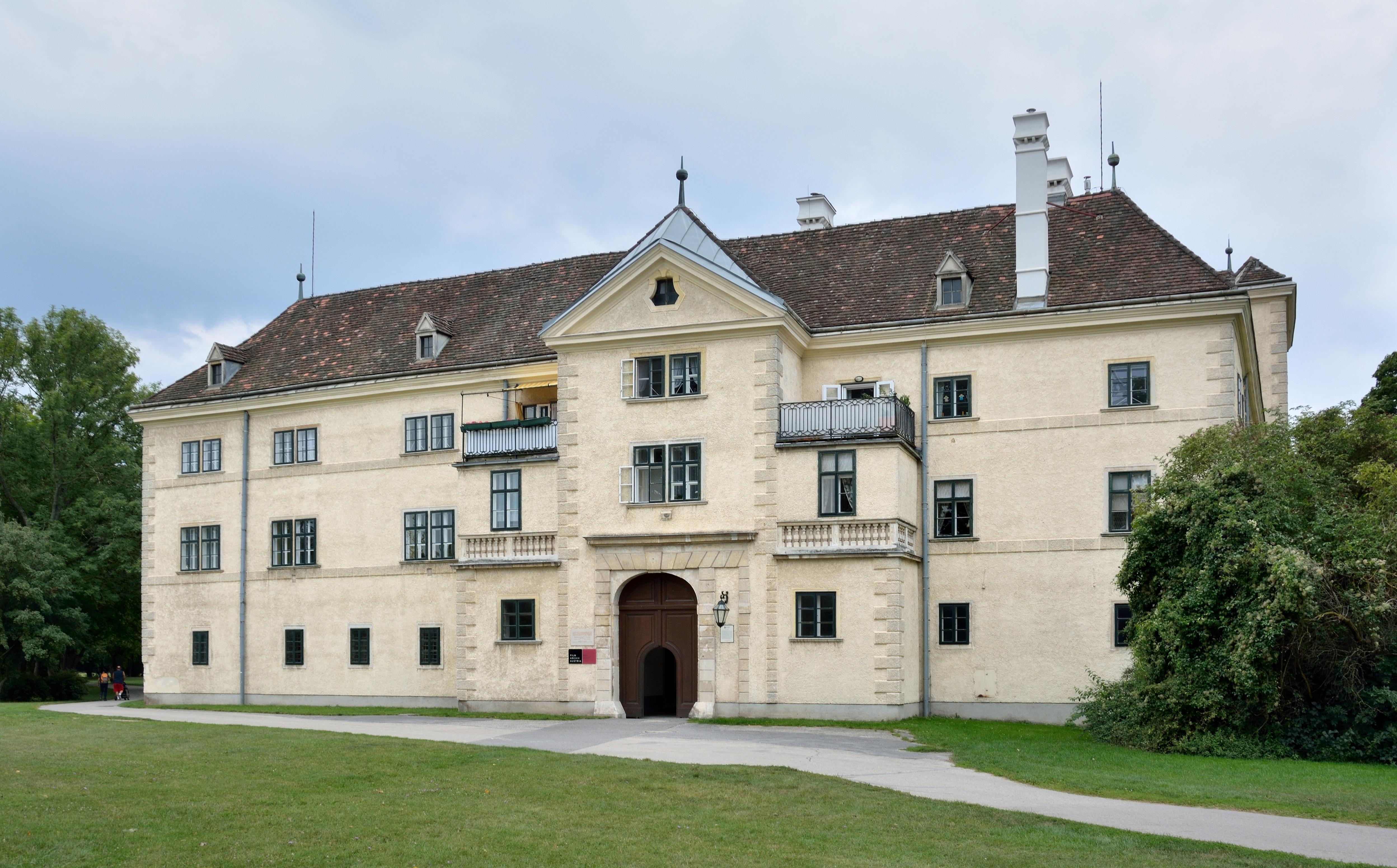 Schlosspark Laxenburg - Schloss Laxenburg