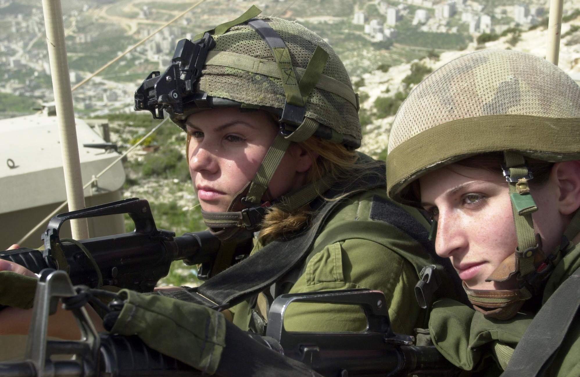 a look at issues surrounding the involvement of women in combat Nearly three-fourths of registered voters support allowing women to serve in combat roles in the military, according to a new morning consult poll  poll: women in combat is a popular idea .