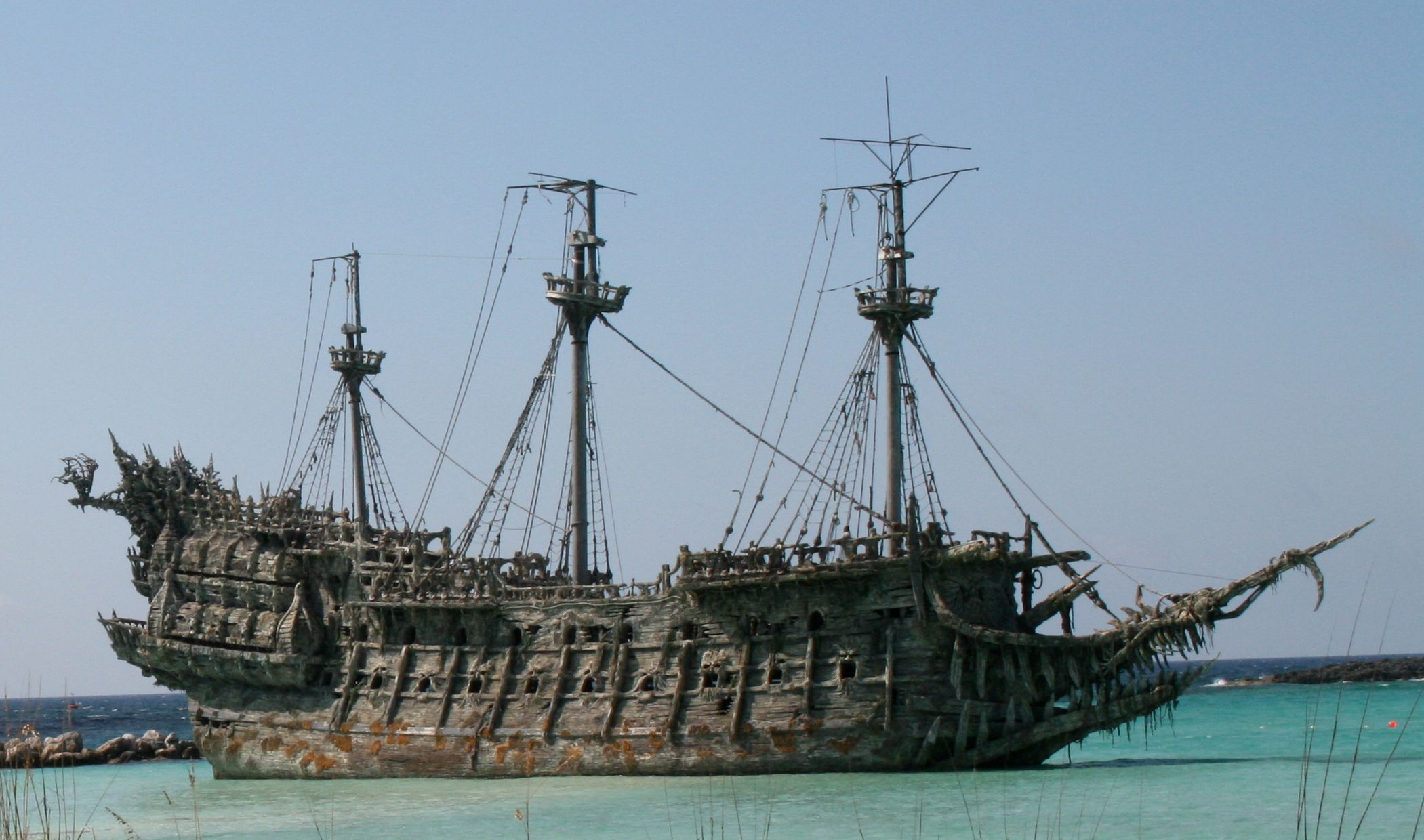 Flying Dutchman Prop