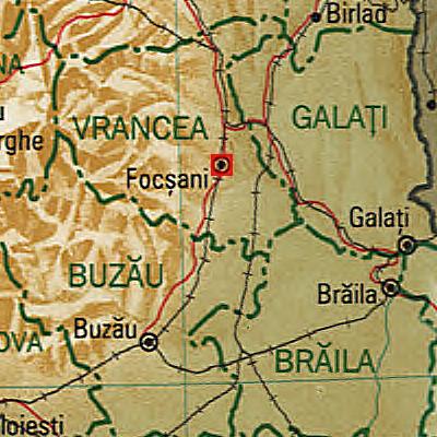 FileFocsani Romania CIApng Wikimedia Commons - Focşani map