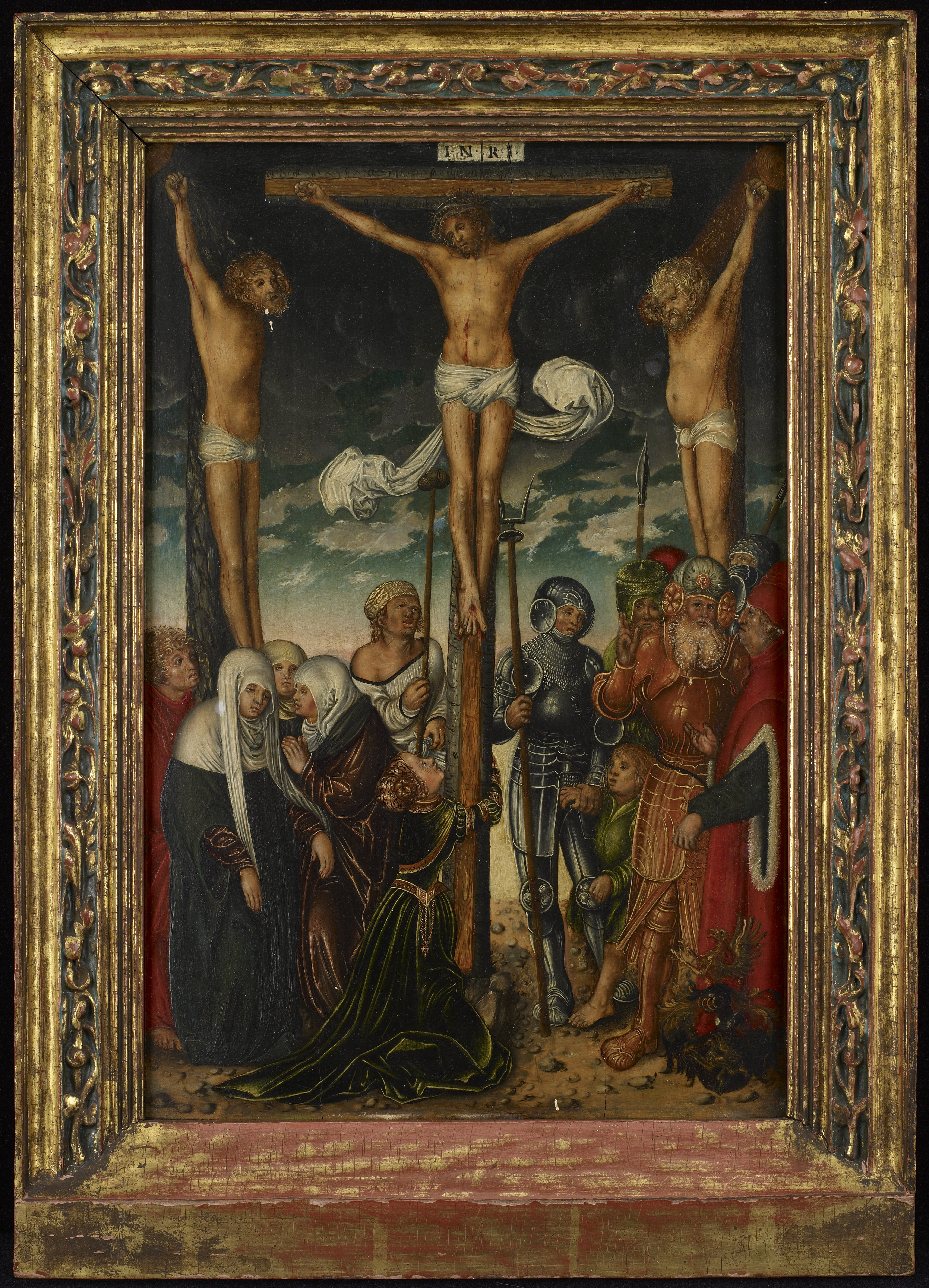 The Crucified Lovers: File:Follower Of Lucas Cranach The Elder