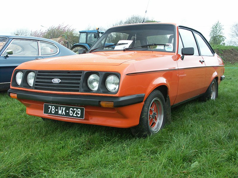 Ford Escort (Europe) - Wikipedia, the free encyclopedia