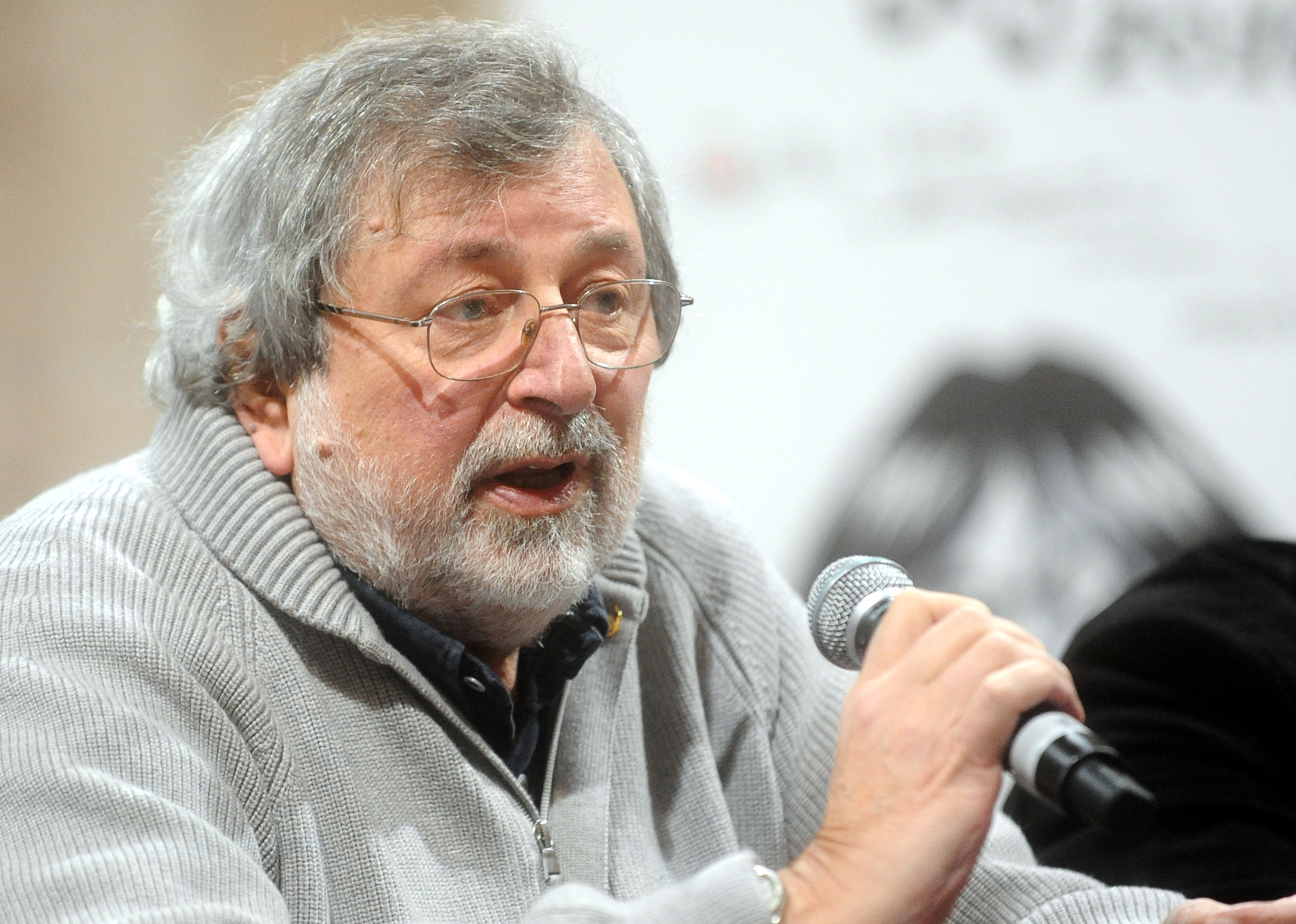 Francesco Guccini en Lucca Comics & Games (2016)