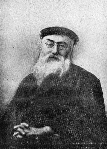 Francis Jammes hacia 1925.