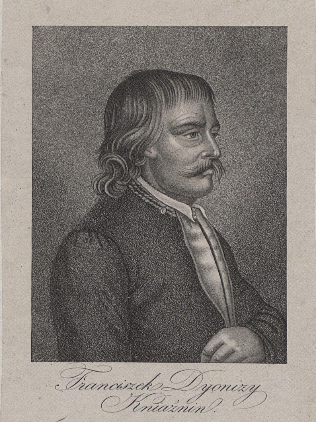 Franciszek Dionizy Kniaźnin Wikipedia Wolna Encyklopedia