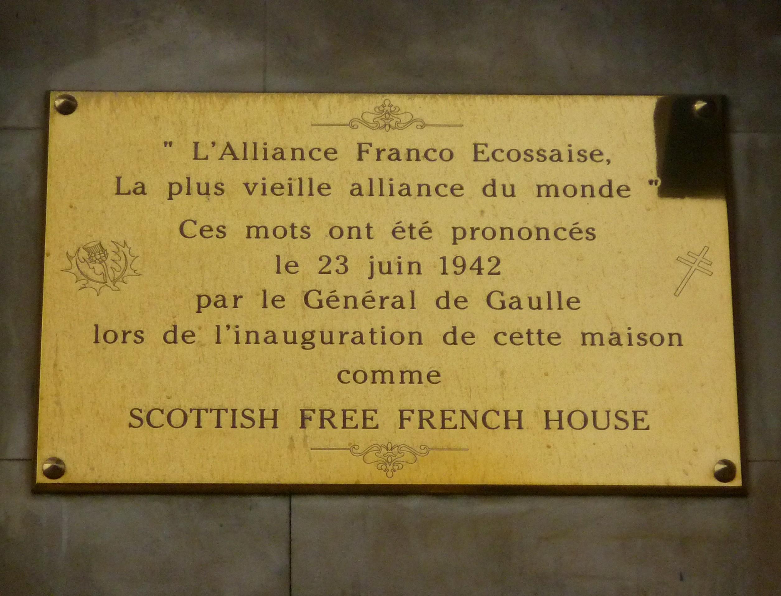 Les ecossais qu 39 est ce que vous en pensez france for 12 regent terrace edinburgh
