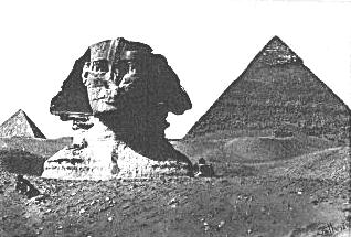 Photographies de Lieux Célèbres durant la Belle Epoque Frith-Sphinx