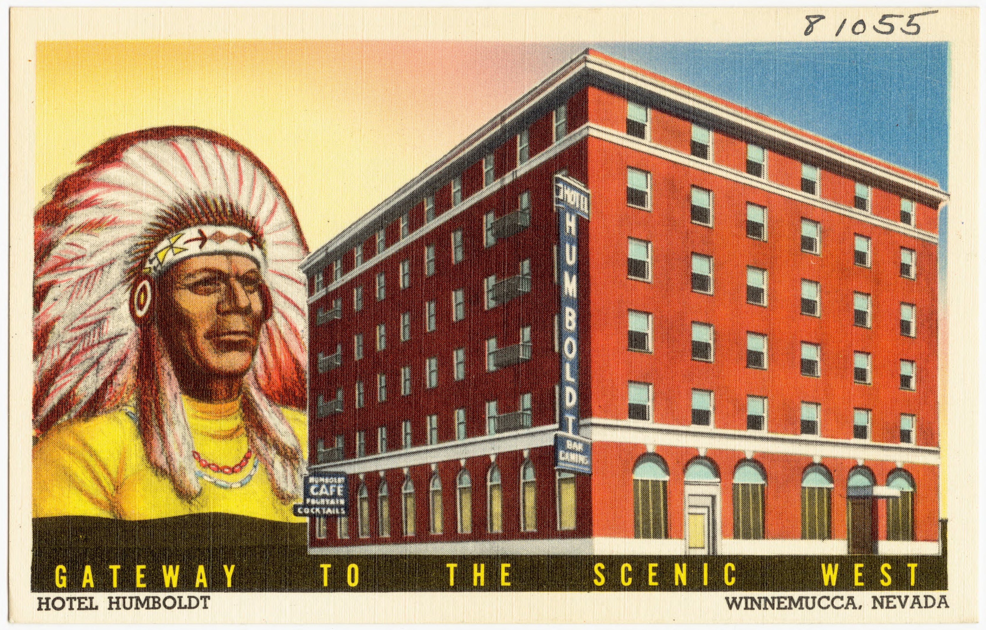 File Gateway To The Scenic West Hotel Humboldt Winnemucca Nevada 81055