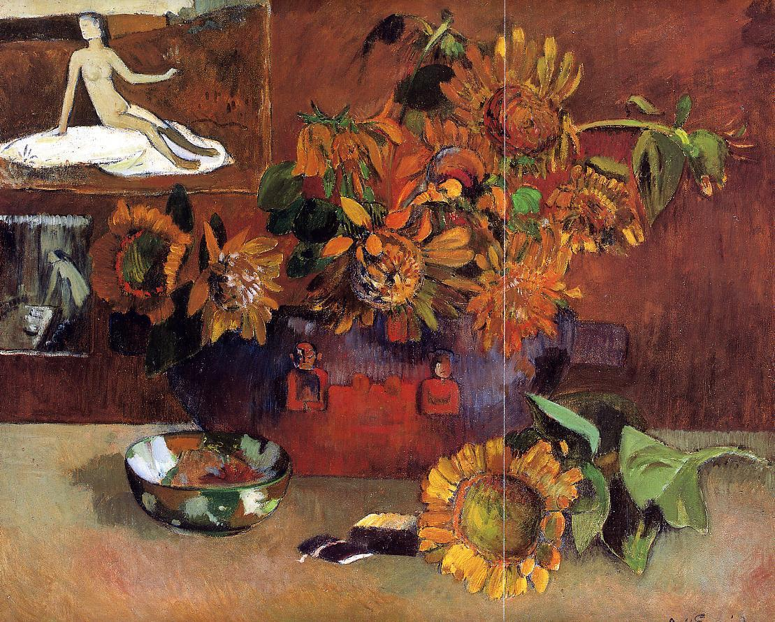 a biography of the life and times of gauguin A well-acted but very muddled biography of the brilliant, troubled artist paul gauguin in his advanced years  los angeles times  gauguin represents for the film no less an ideal romantic.