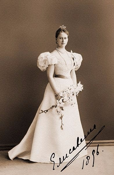 Image result for Grand Duchess Elizabeth Feodorovna of Russia