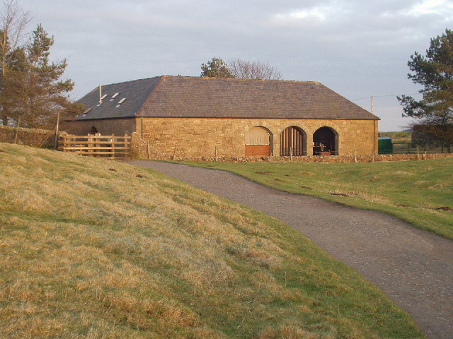 Hadrian's Wall Information Centre, Housesteads - geograph.org.uk - 121034