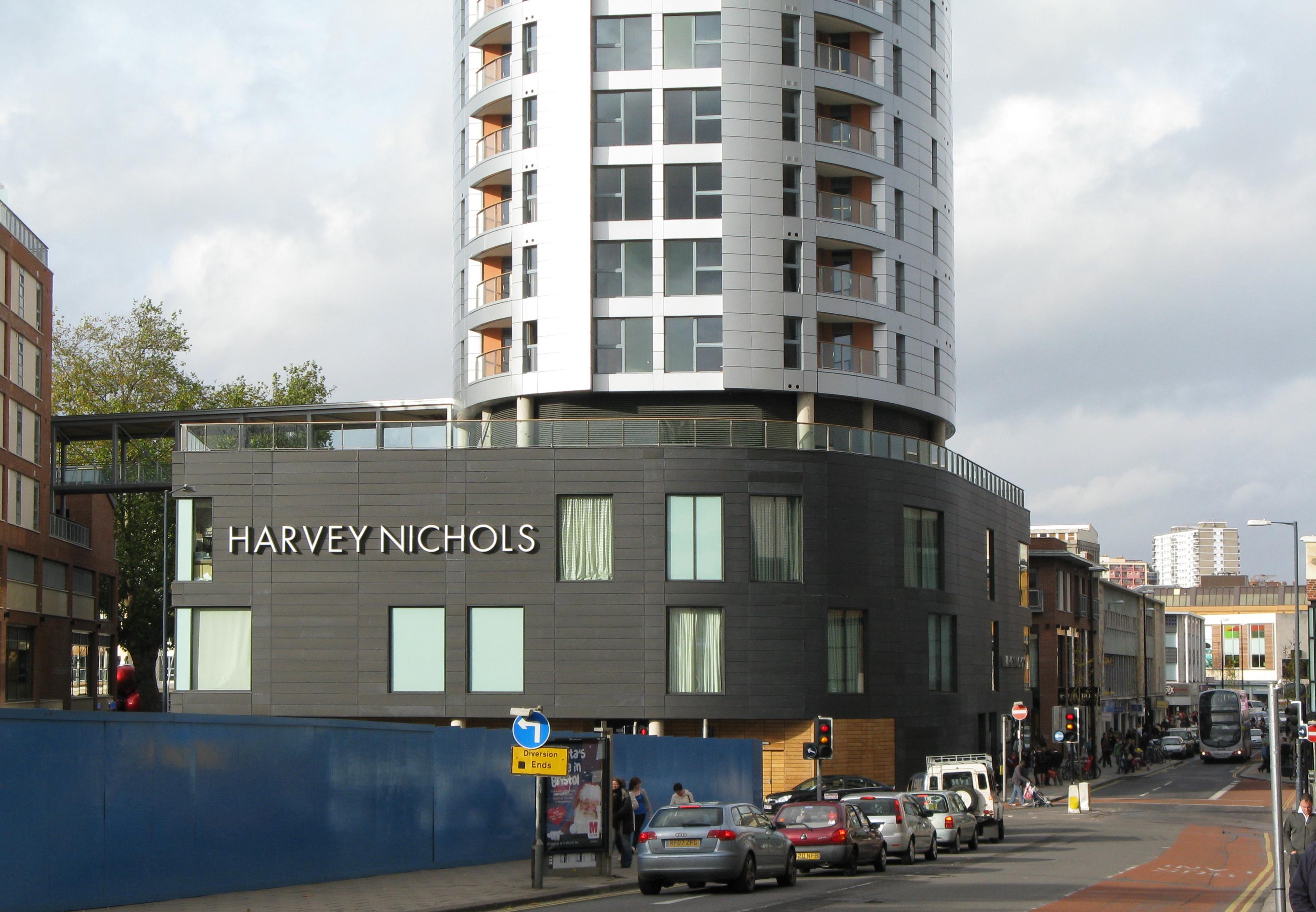 Harvey Shopping Centre Car Park Harlow