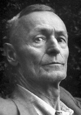 Hermann Hesse, Nobel laureate in Literature 1946