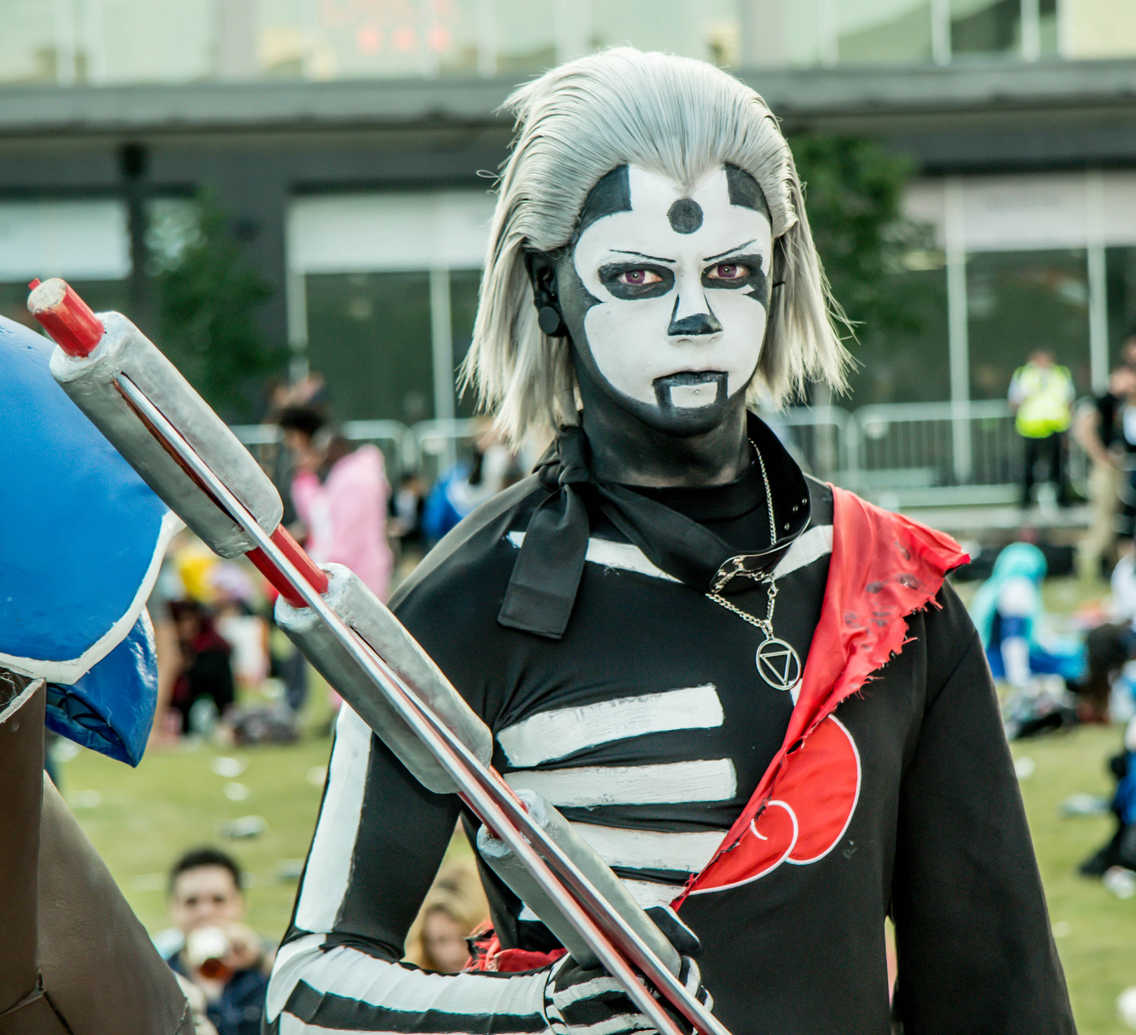 Image result for Hidan from Naruto