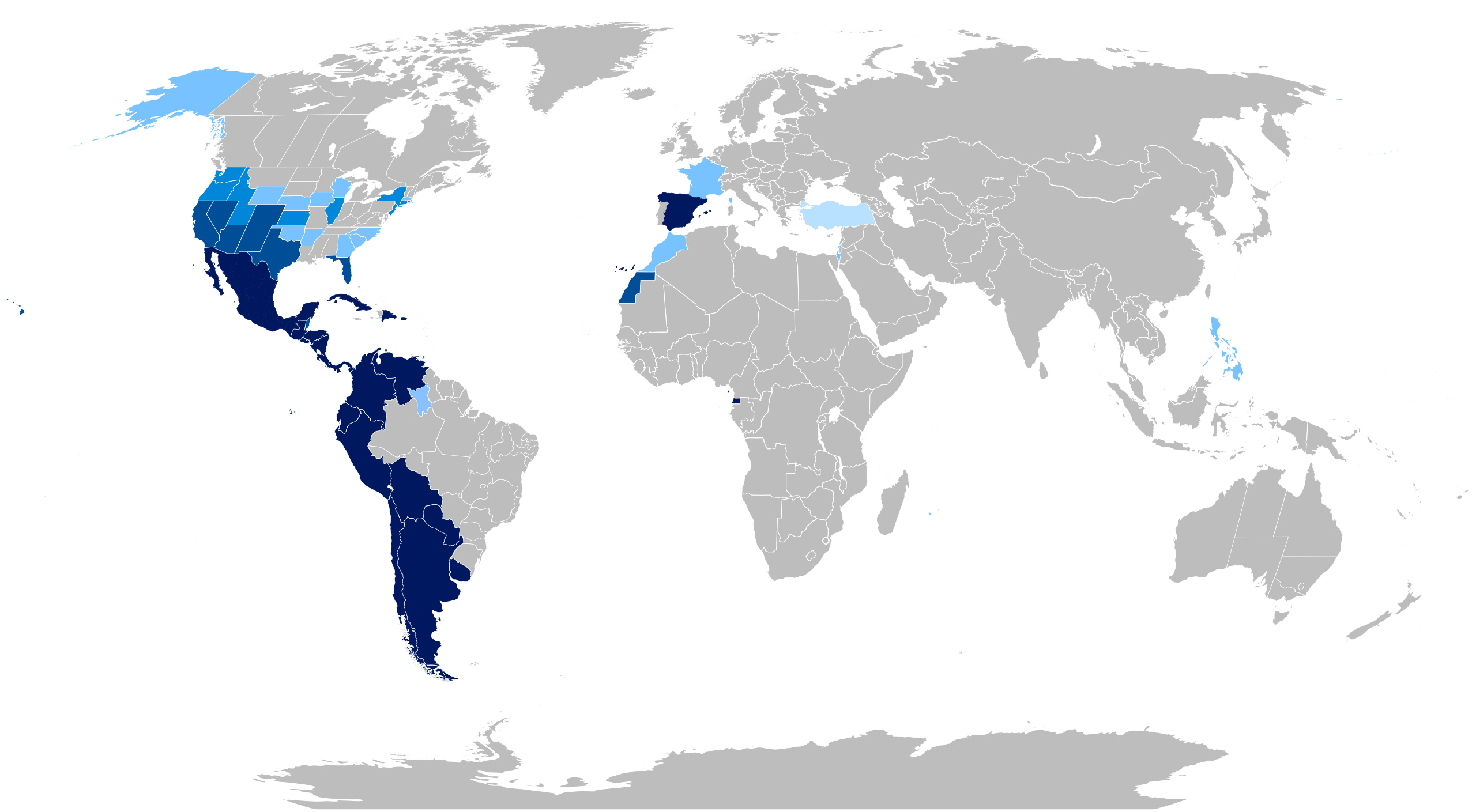Spanish language   Wikipedia