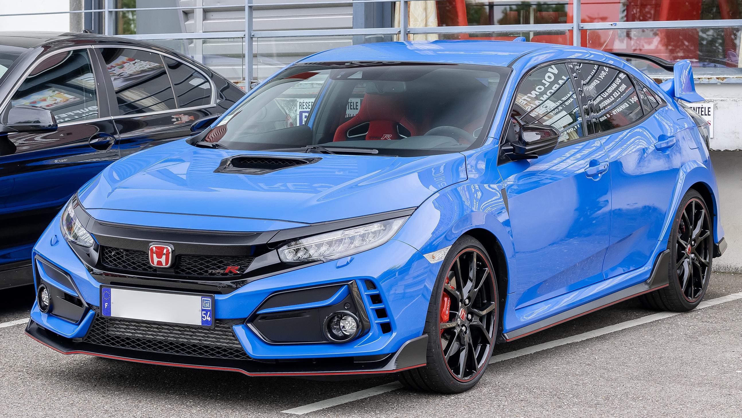 Honda Civic Tipe R - Wikipedia