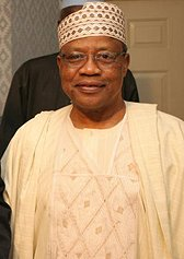 Photo of Ibrahim Babangida