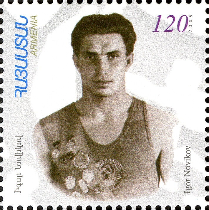 Igor Novikov Pentathlete Wikipedia