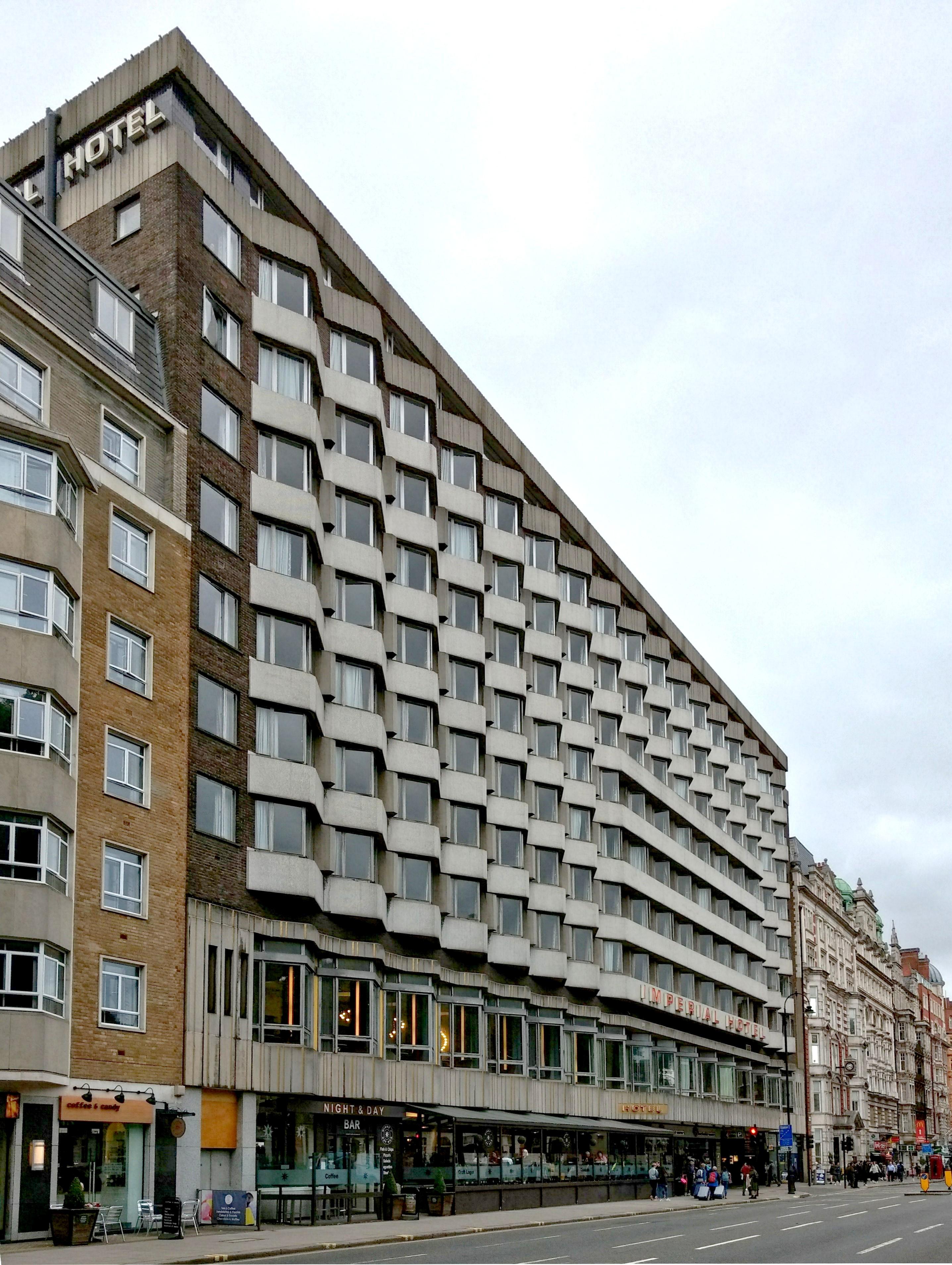 W Hotel London Bewertung