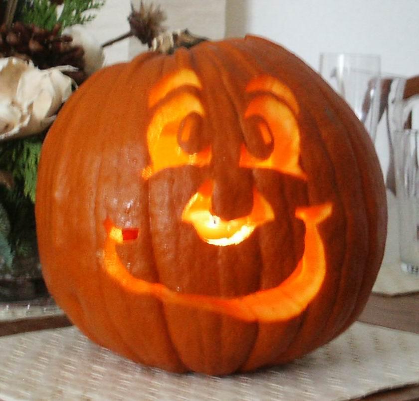 Come Fare Una Zucca Di Halloween Vera.Jack O Lantern Wikipedia