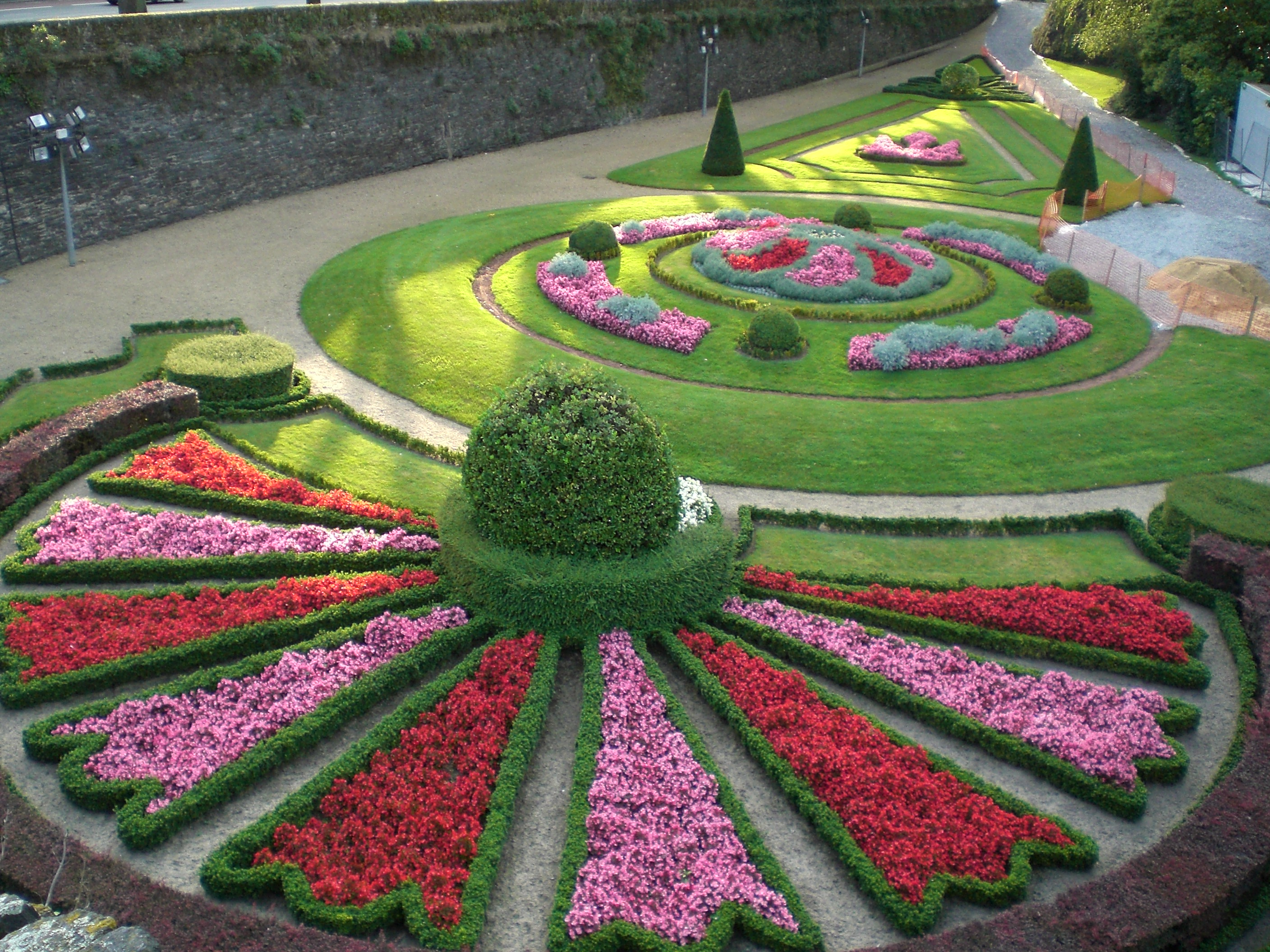 Fichier jardin chateau angers wikip dia for Jardin 0 l4anglaise