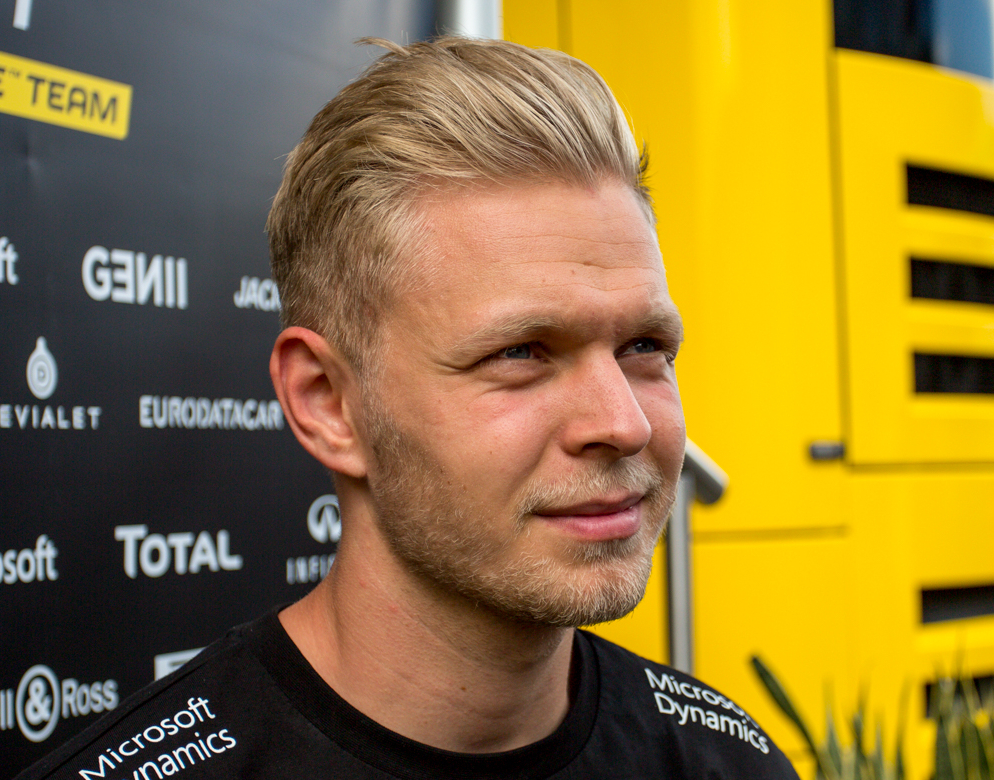 Kevin Magnussen Wikipedia