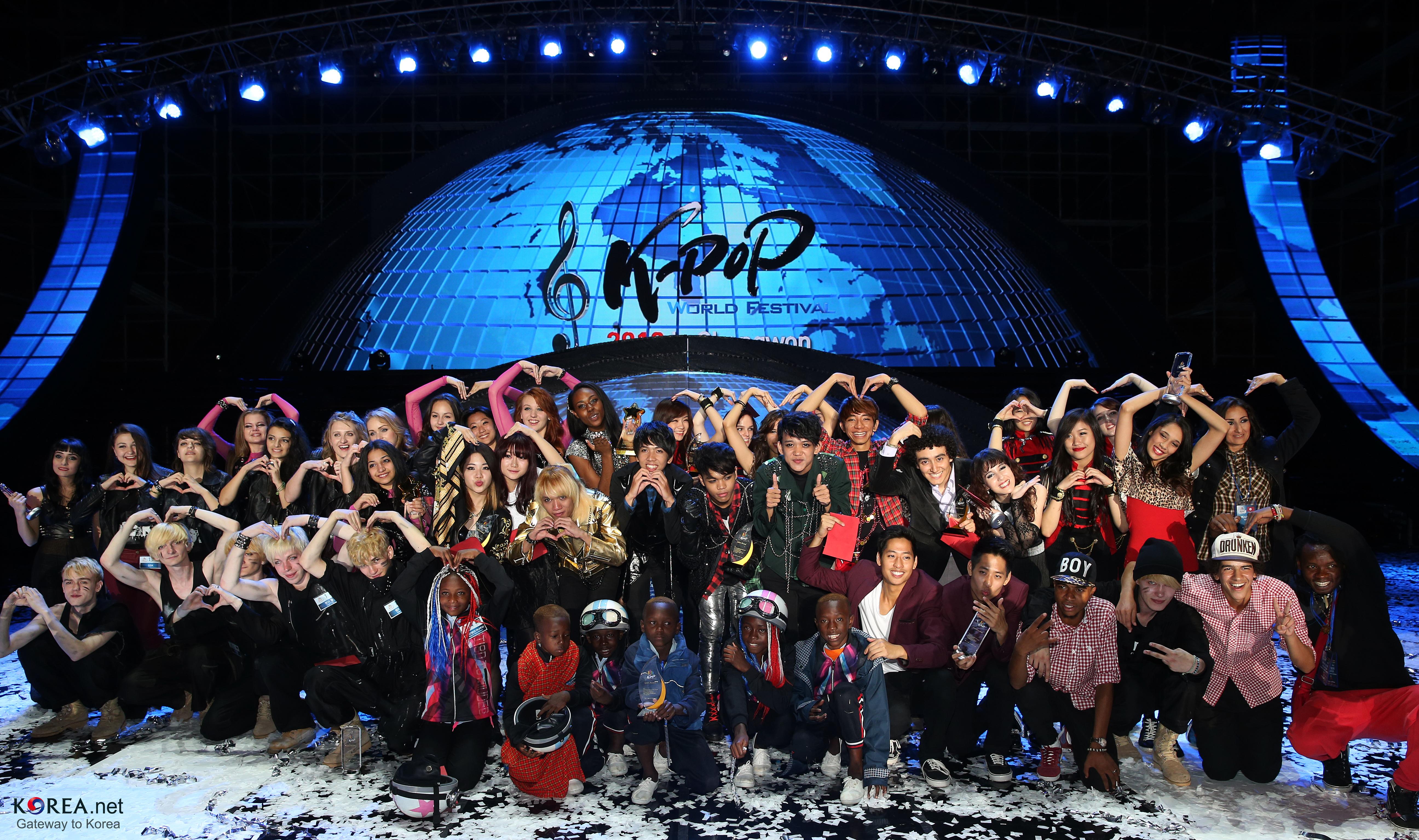 K-Pop World Festival - Wikipedia