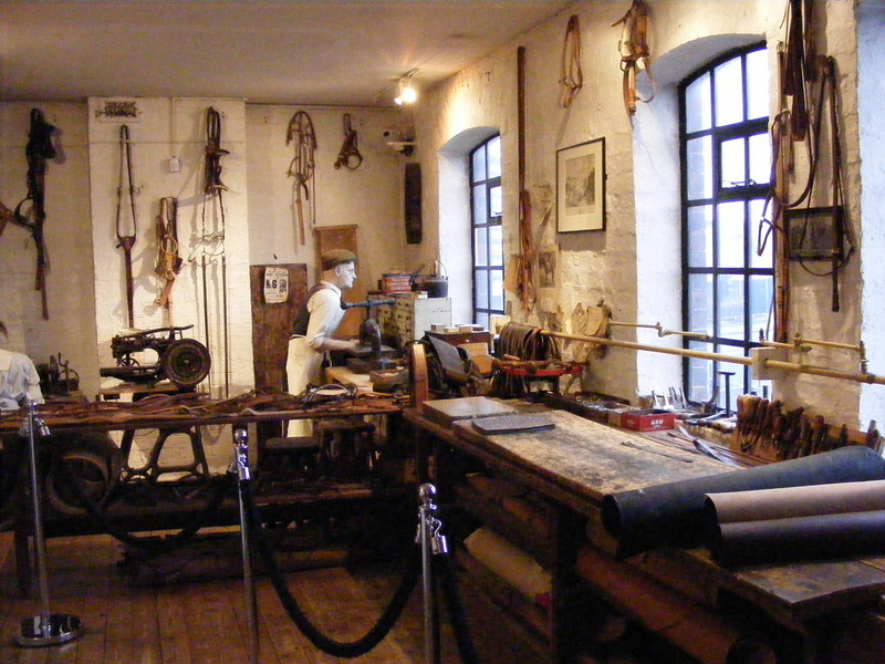 File:Leather Workshop - geograph.org.uk - 1709994.jpg - Wikimedia Commons