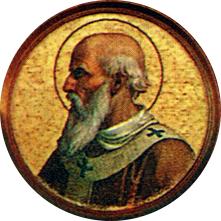 Pope Leo II pope