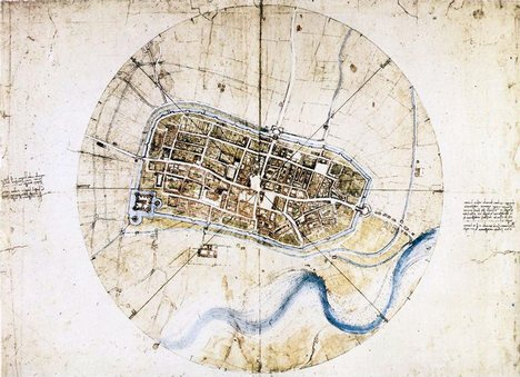FileLeonardo da Vinci Map of Imolajpg Wikimedia Commons