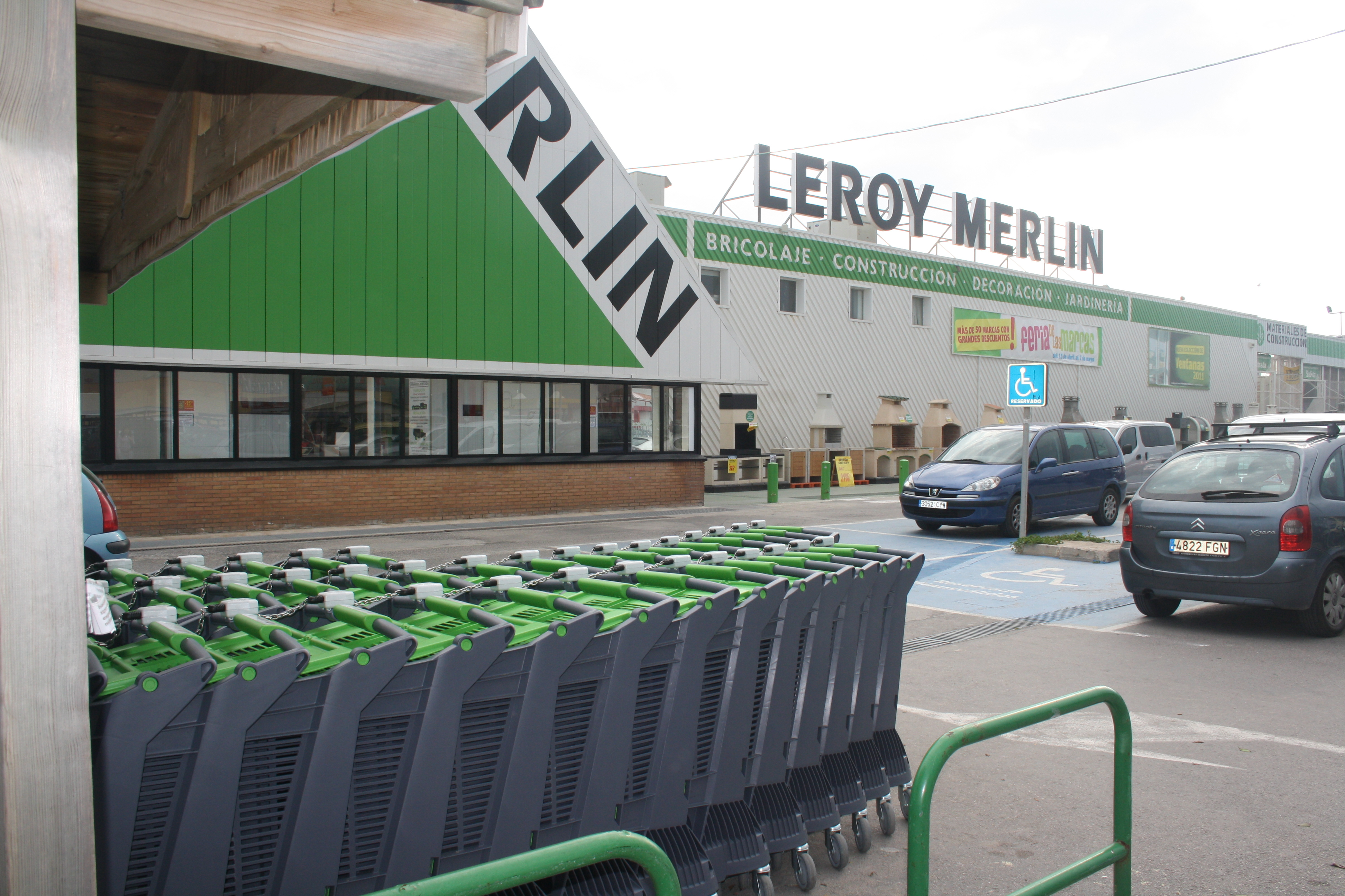 Leroy Merlin Materiales De Perfect Especial With Leroy Merlin