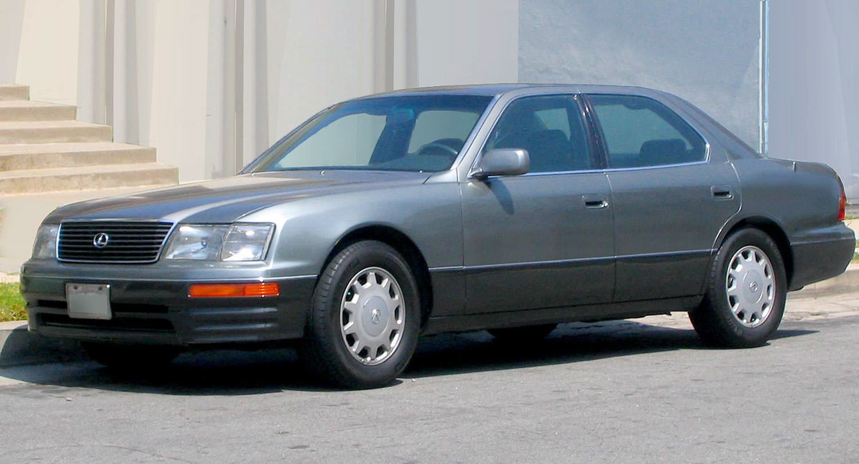 File:Lexus LS 400 UCF20 I Moonstone Pearl.jpg - Wikimedia Commonsls lolitas