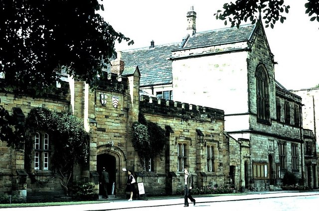 File Library And Music School 1973 Durham University Geograph