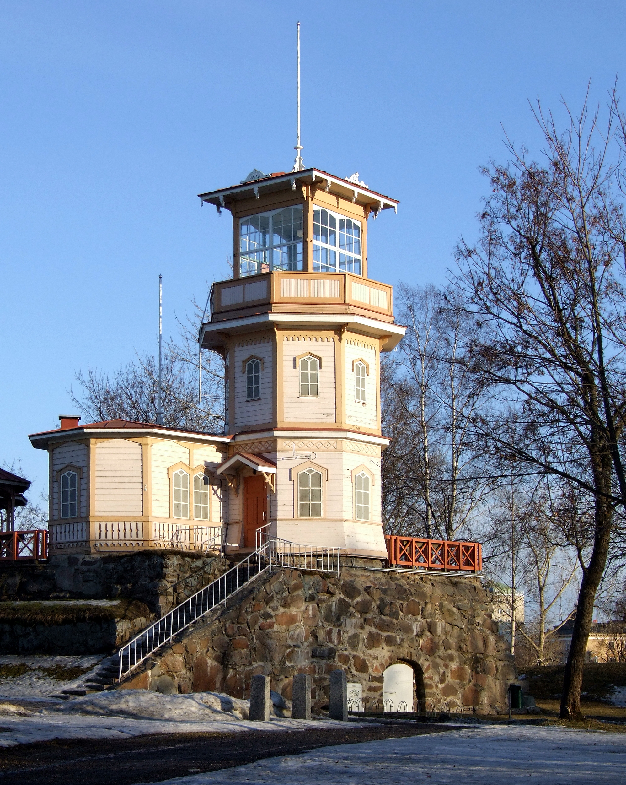Linnansaari Oulu