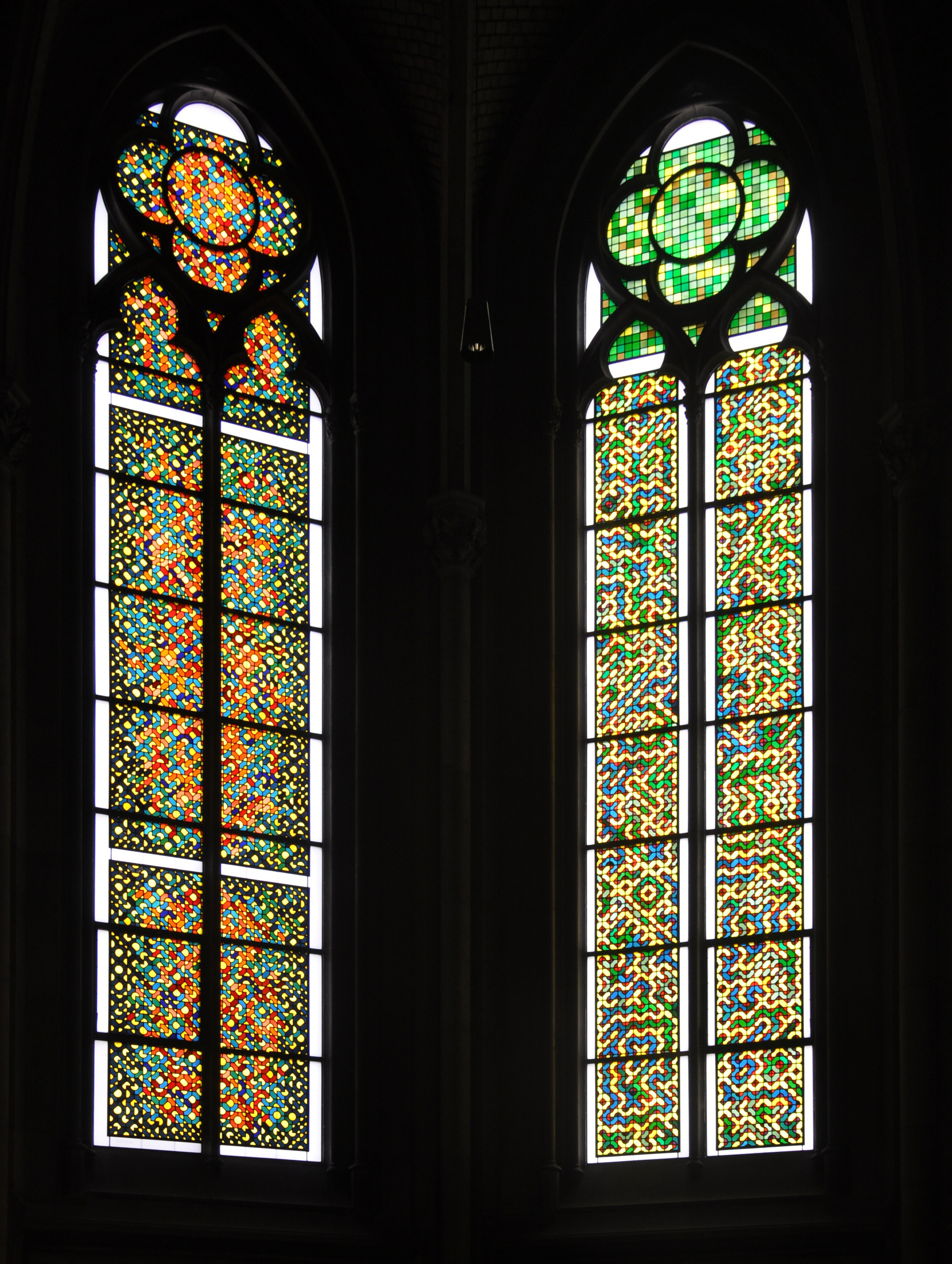 #A9652211 File:Linz Neuer Dom Moderne Fenster 06.jpg Wikimedia Commons pic Moderne Fenster 2276x3022