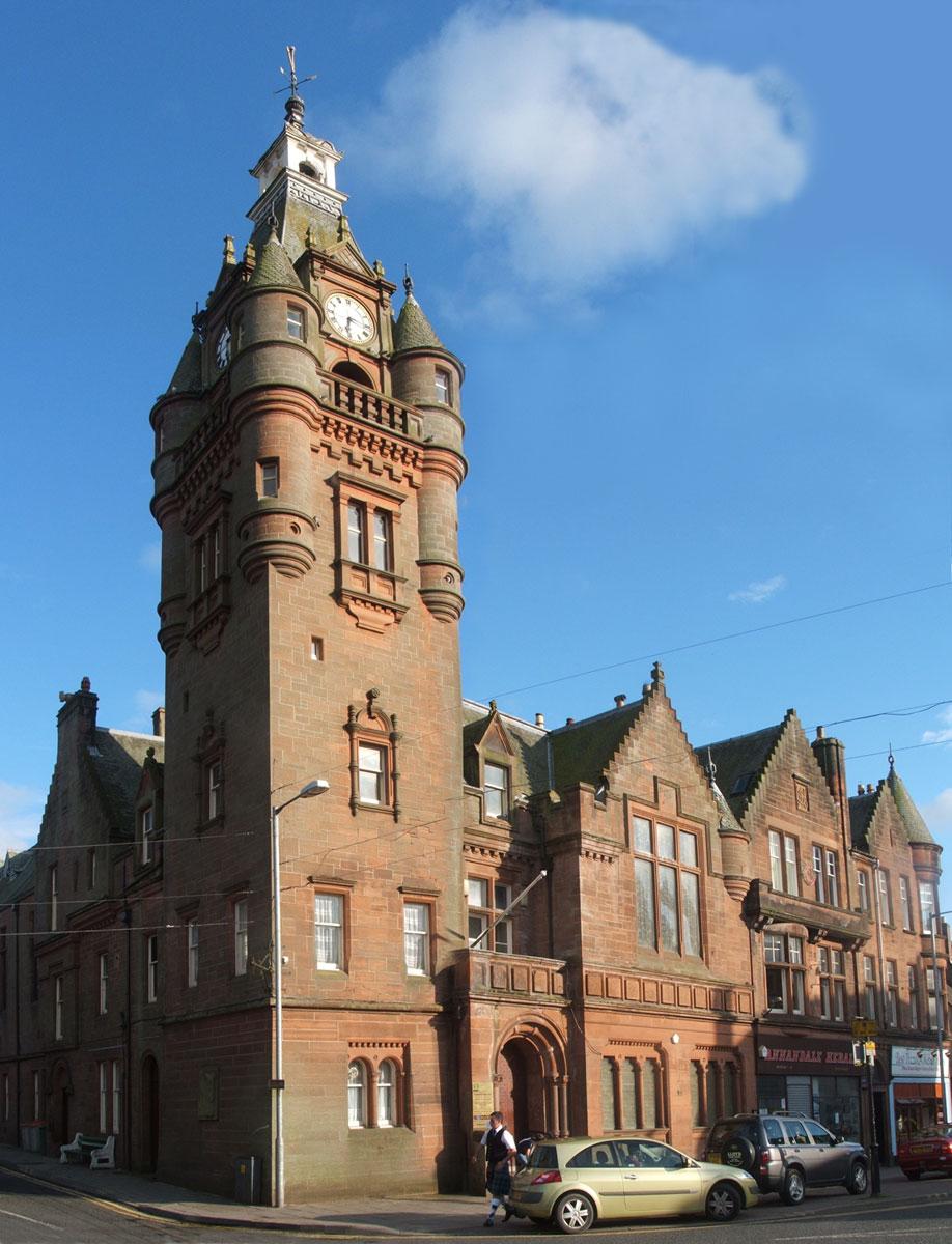 Lockerbie Travel Guide At Wikivoyage