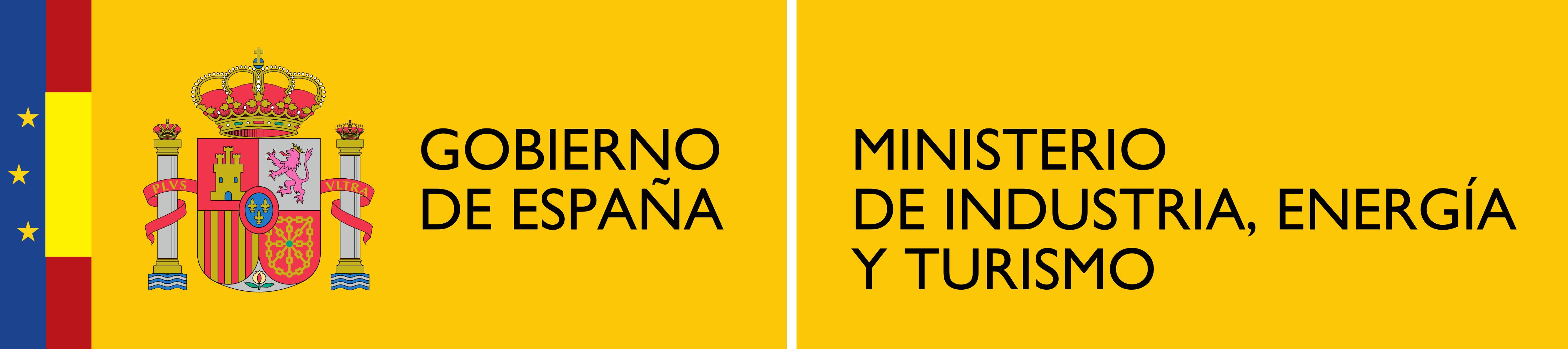 [P-006] Narvay Quintero (GPMx-CC) al Ministro del Industria, Energía y Turismo, sobre las políticas emprendidas por el Gobierno de España en materia energética y medioambiental. Logotipo_del_Ministerio_de_Industria%2C_Energ%C3%ADa_y_Turismo