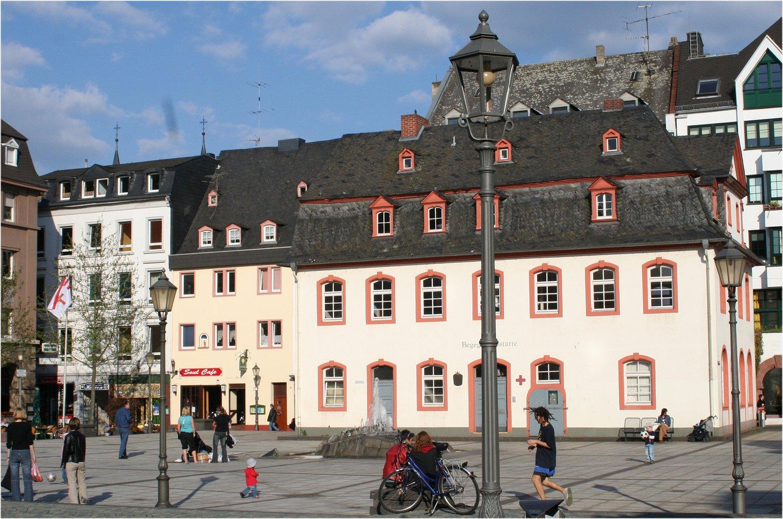 Alte Münze Koblenz Wikipedia