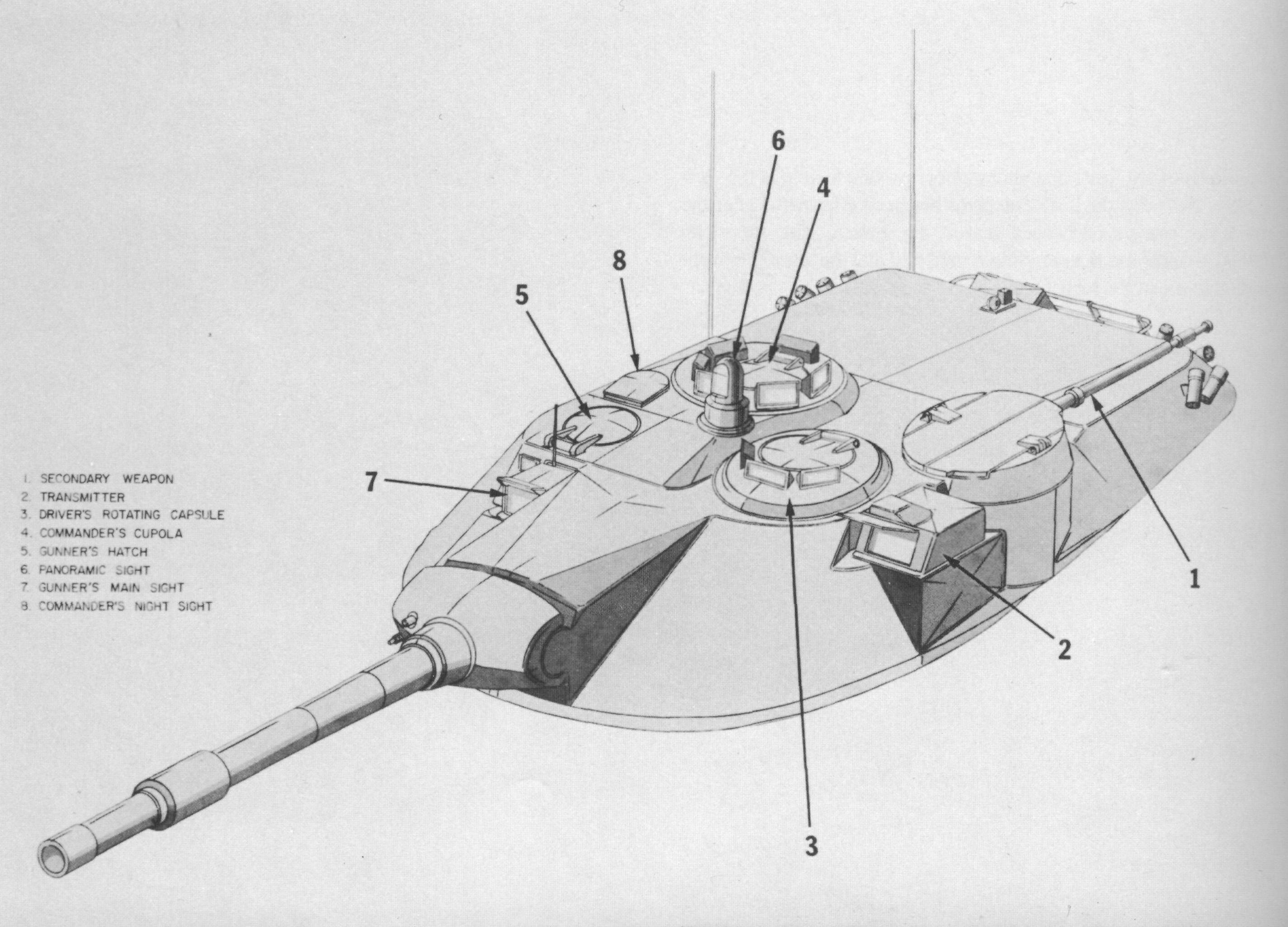 4f375d65ae85 File MBT-70 turret.JPG - Wikimedia Commons